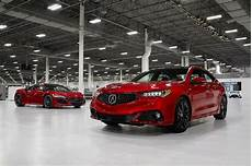 handbuilt 2020 tlx pmc arrives at ed voyles acura in