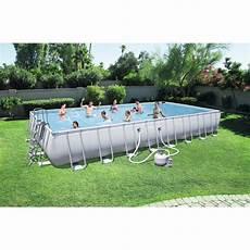 piscine tubulaire rectangulaire 956x488x132cm