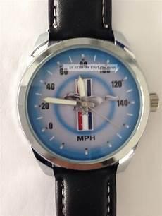 ford mustang armbanduhr