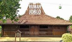 Sejarah Dan Peristiwa Rumah Adat Jawa