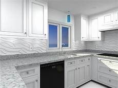 Kitchen Paneling Backsplash Textural Designs Launches Sculptured Wall Panels