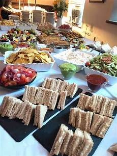 Wedding Foods List