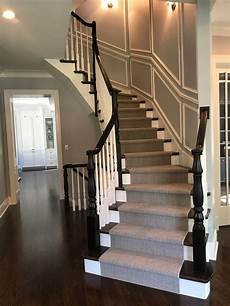 stair carpet wainscoting wainscoting stairs