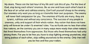 Jino On Twitter Qazi Muhammads Last Speech
