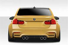 2014 2018 bmw m3 m4 f80 f82 f83 duraflex m performance rear diffuser 1 piece