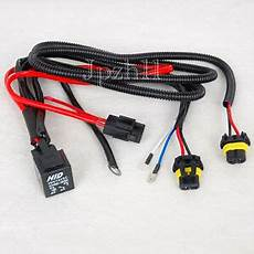 h1 wire harness car hid xenon headlight h1 h3 bulbs light relay fuse wiring wire harness 35w 55w