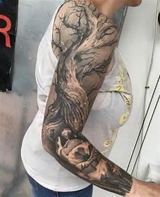 Arm Baum Tattoos Baum Arm