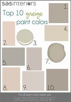 top 10 greige paint colors for walls 1 sherwin williams