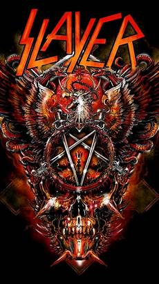 Slayer Iphone Wallpaper by Slayer Wallpapers Free By Zedge