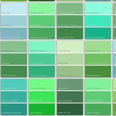 different shades of green paint shades of green names for green colour shades shades of