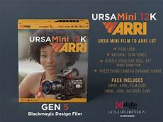 arri look luts blackmagic ursa mini pro 12k arri look blackmagic film luts filtergrade