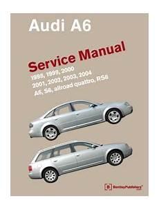 car repair manuals download 1995 audi a6 head up display audi audi repair manual a6 s6 1998 2004 bentley publishers repair manuals and automotive