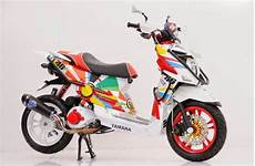 Variasi Motor X Ride by Foto New Modifikasi Motor Yamaha X Ride Terbaru Seputar