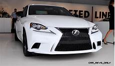 2015 Lexus Is250 F Sport Crafted Line In 32 All New High