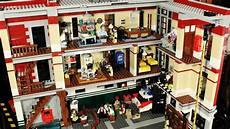 lego ghostbusters firehouse headquarters review