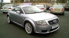 audi tt 3 2 2005 audi tt quattro 3 2 coupe avus silver automatic dsg