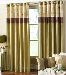 Brown Curtains by Green And Brown Curtains Furniture Ideas Deltaangelgroup