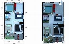 65 Desain Rumah Minimalis Ukuran 6x10 Desain Rumah