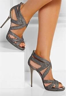 Gray High Heels For Wedding editor s jimmy choo wedding shoes high heel
