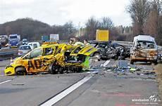Autobahn Unfall Heute - car crash german car crash autobahn