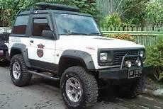 Modifikasi Mobil Daihatsu Feroza Taft Rocky Terkeren