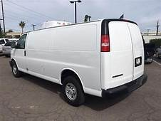 2017 Chevrolet Express Cargo 3500 Extended For Sale Used