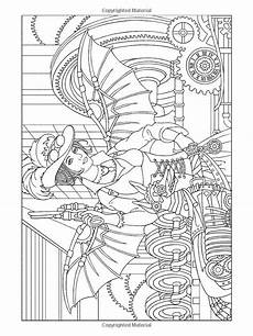 132 best steunk coloring pages images on pinterest coloring books coloring pages and