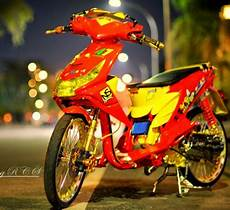 Beat Karbu Modifikasi by Foto Modifikasi Honda Beat Karburator Raja Kontes