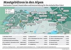 adac maut österreich mautgeb 252 hren in den alpen adac das kosten tunnel p 228 sse