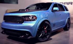 2021 Dodge Durango Exterior  Nissan & Cars Review