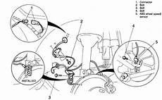 repair anti lock braking 1993 mazda 626 transmission control repair guides anti lock brake system wheel speed sensors autozone com