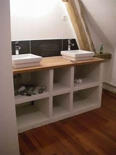 faire meuble de salle de bain meuble salle de bain siporex recherche maison