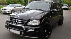 Mercedes Ml 55 Amg Brabus Original Drive2