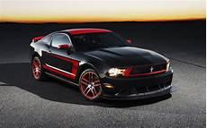 Mustang Wallpaper Black