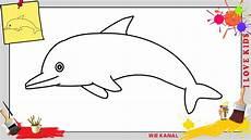 Malvorlage Delfin Einfach Delfin Einfach Zeichnen Rubengonzalez Club
