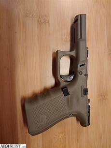 Frame Only For Sale by Armslist For Sale Glock 19 4 Od Frame Only