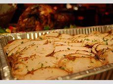 Turkey Dinner Catering Toronto   Smokin Bones Does