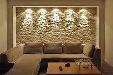Wandgestaltung Wohnzimmer Mit Tapete Beispiele Moderne