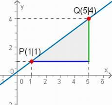 Steigung Gerade Berechnen - gerade durch zwei punkte analysis