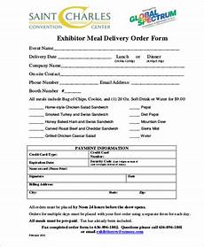 free 9 sle delivery order forms in ms word pdf