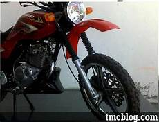 Thunder Modif Trail by Thunder 125 Trail Ala Dealer Suzuki Balikpapan Tmc Motonews