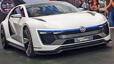 Vw Golf Gte Sport Powerful Hatchback With Three Motors