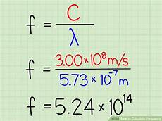 4 ways to calculate frequency wikihow