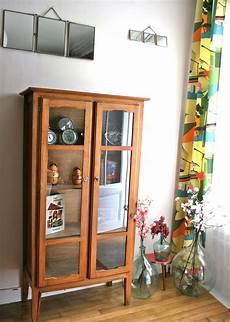 Armoire Vitr 233 E Ancienne Avec Images Mobilier De Salon