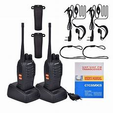 Walki Talki Test - 18 modelle 1 252 berragender sieger walkie talkies test 10 2019