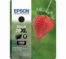 cartouche epson 29 fraise epson strawberry 29 xl black ink cartridge deals pc world