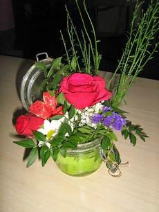 Ehpad Arlanc Composition Florale Pour Le 14 Juillet