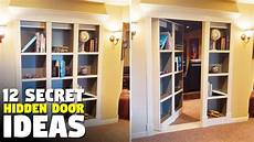 invisible doors turn a modern home into an artistic feat of 12 secret door ideas doors for your home or