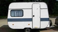 Kleiner Oldtimer Wohnwagen Adria 305 Sl Vorzelt T 220 V Neu