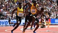 4x100 M Staffel In 2017 Bolt Im Finale Deutsches